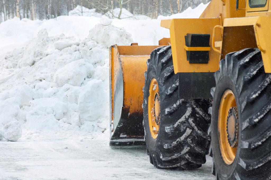 edmonton snow removal company