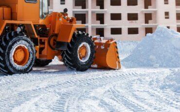 snow removal company Edmonton